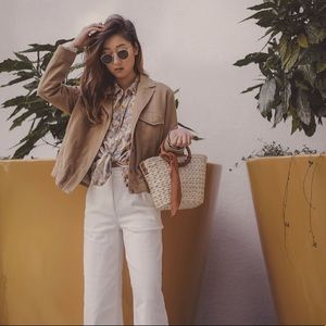 Jackets & Coats - Soft tan jacket
